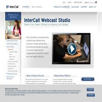 InterCall Webcast Studio image